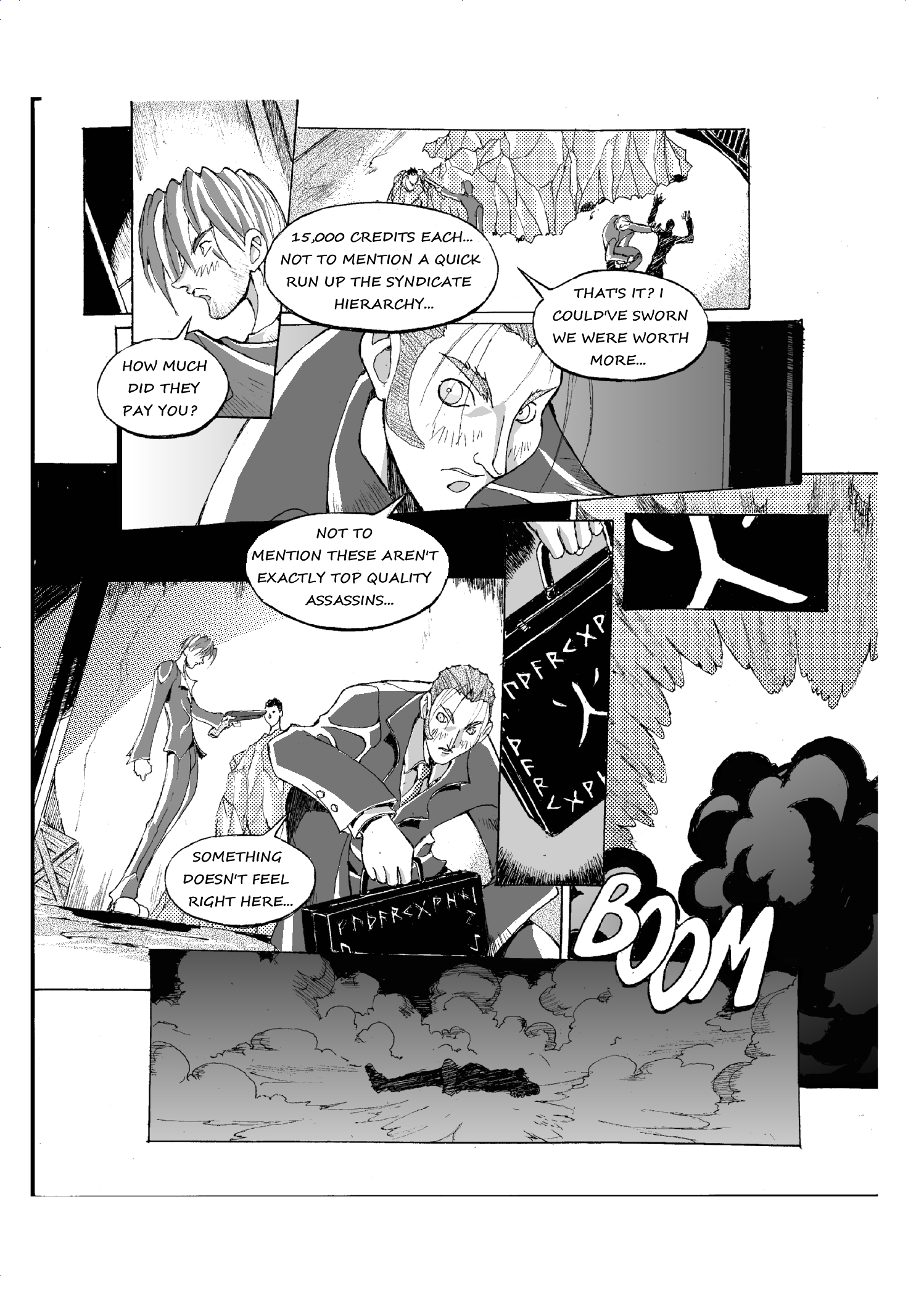 Zokusho: Fracture–Page 12