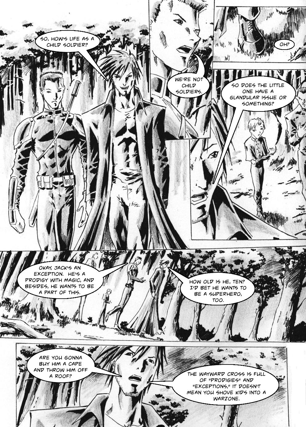Zokusho: Longshot–Page 2