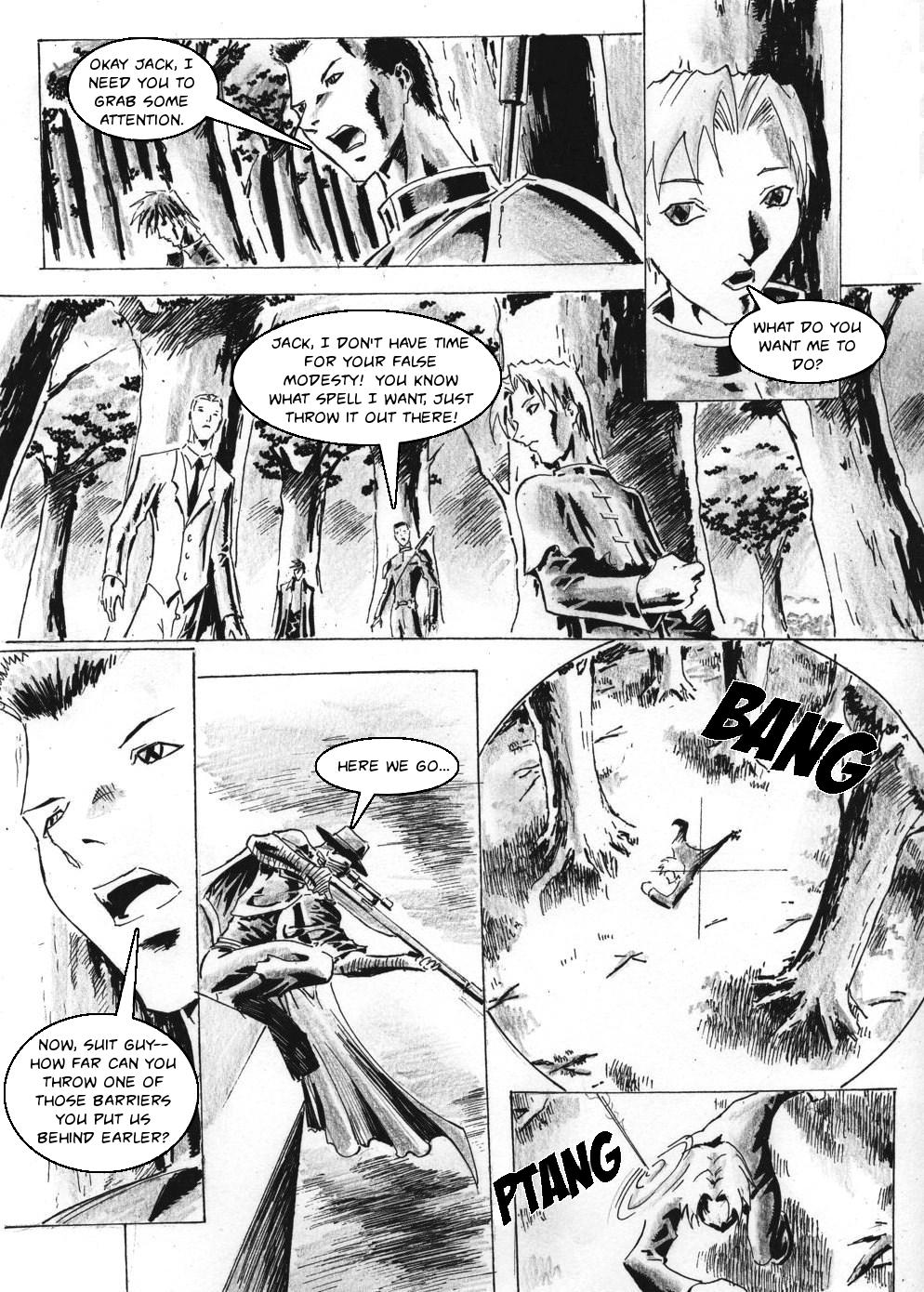 Zokusho: Longshot–Page 7