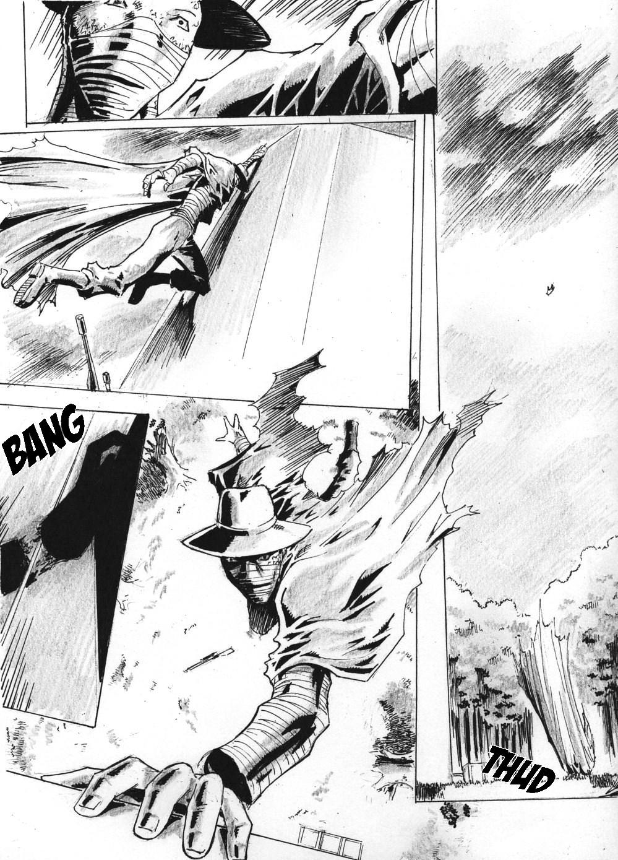 Zokusho: Longshot–Page 9