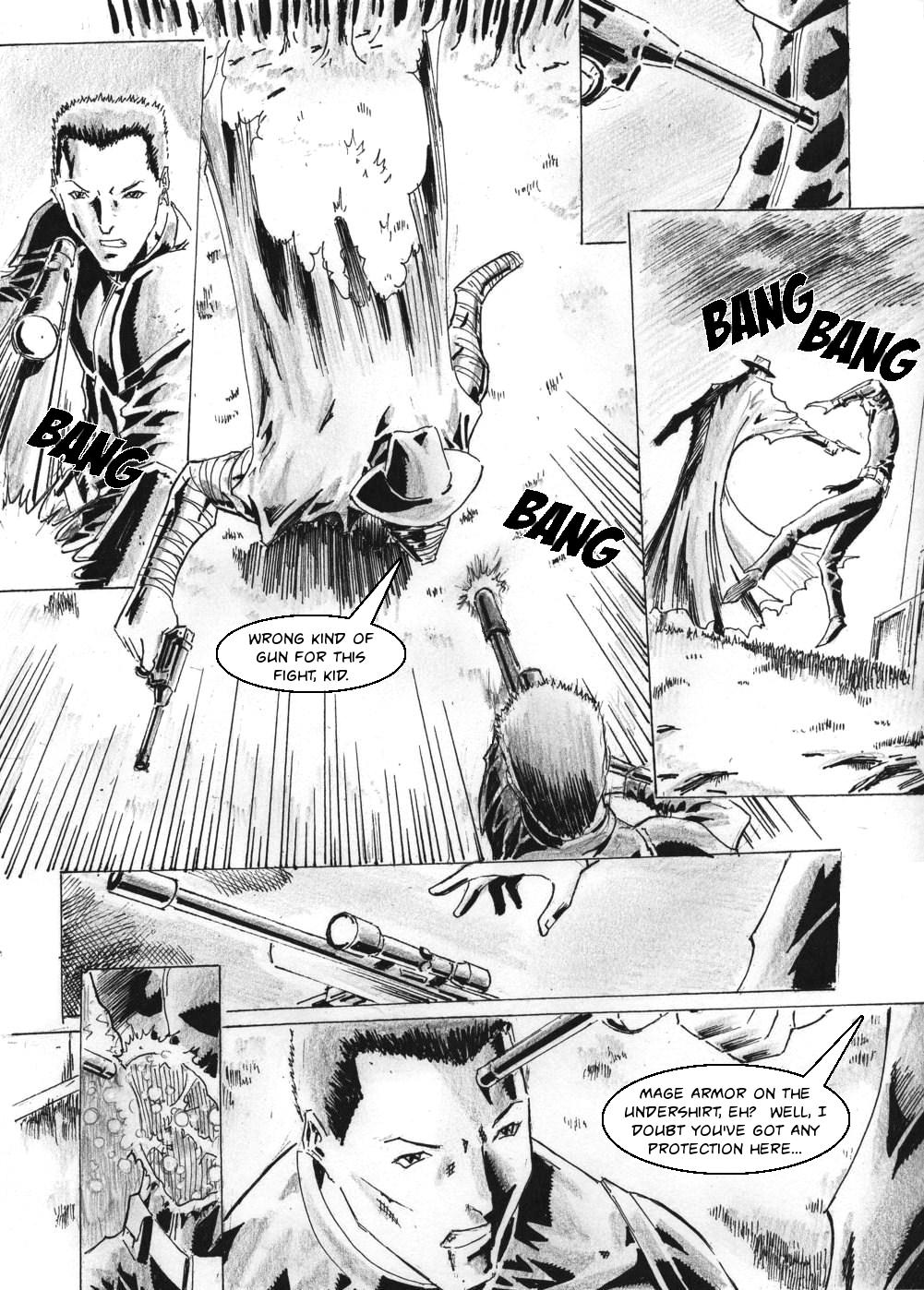 Zokusho: Longshot–Page 16