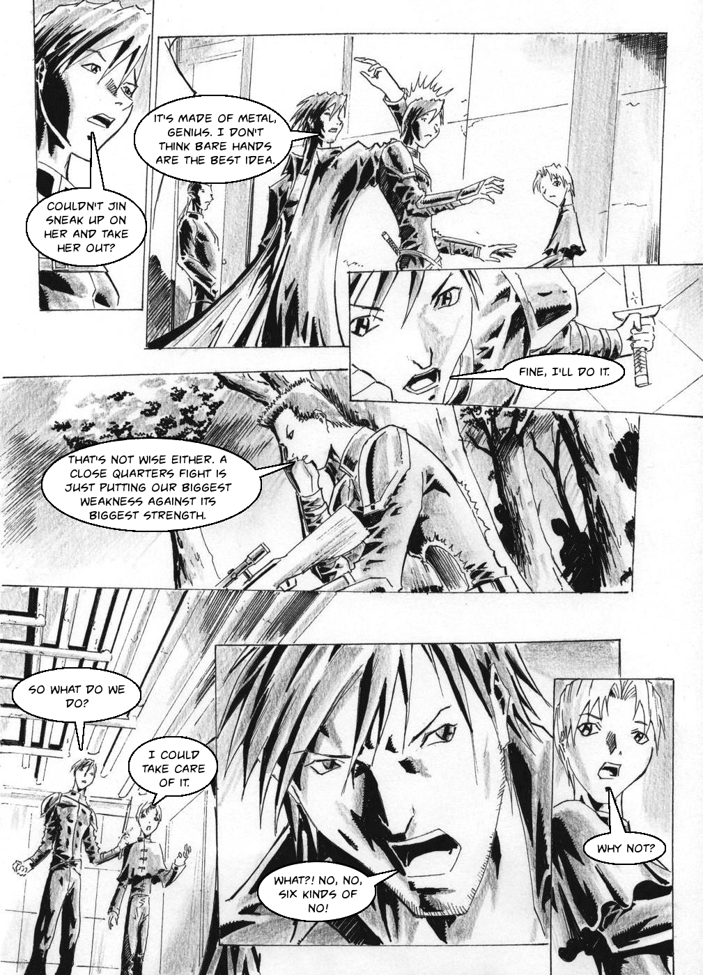 Zokusho: Heavy Metal&#8211;Page 6