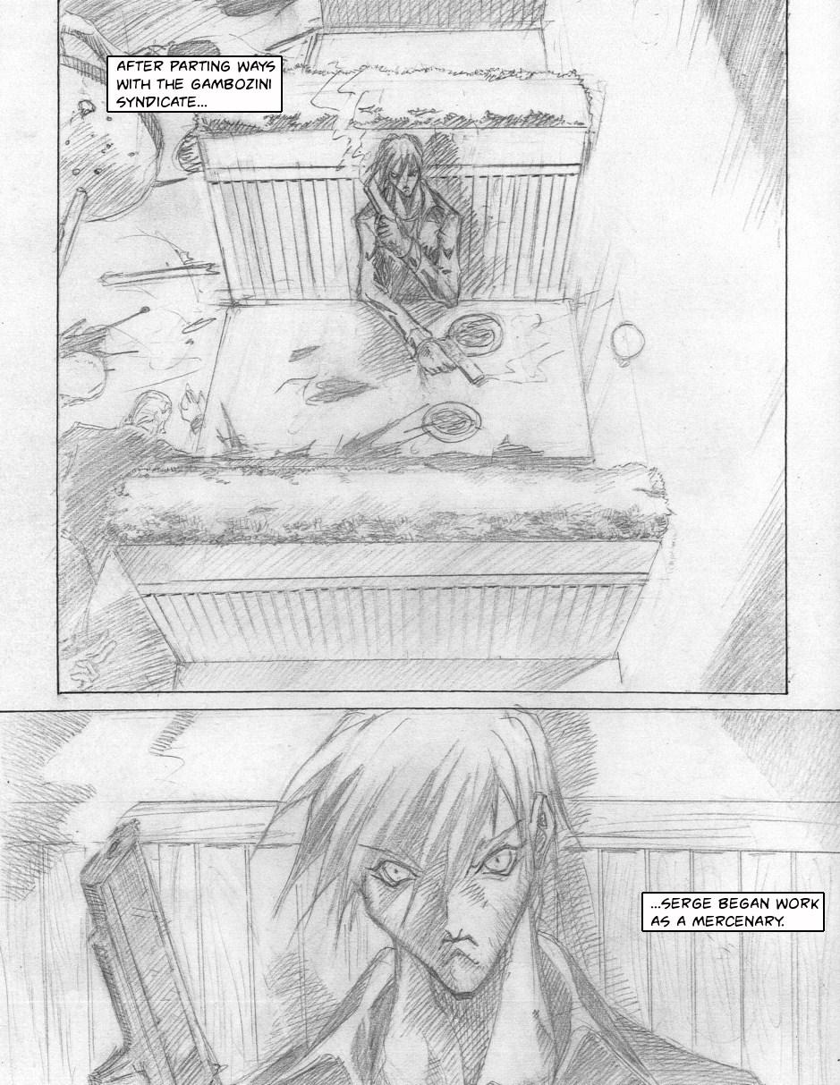 Zokusho: Bridger–Page 1