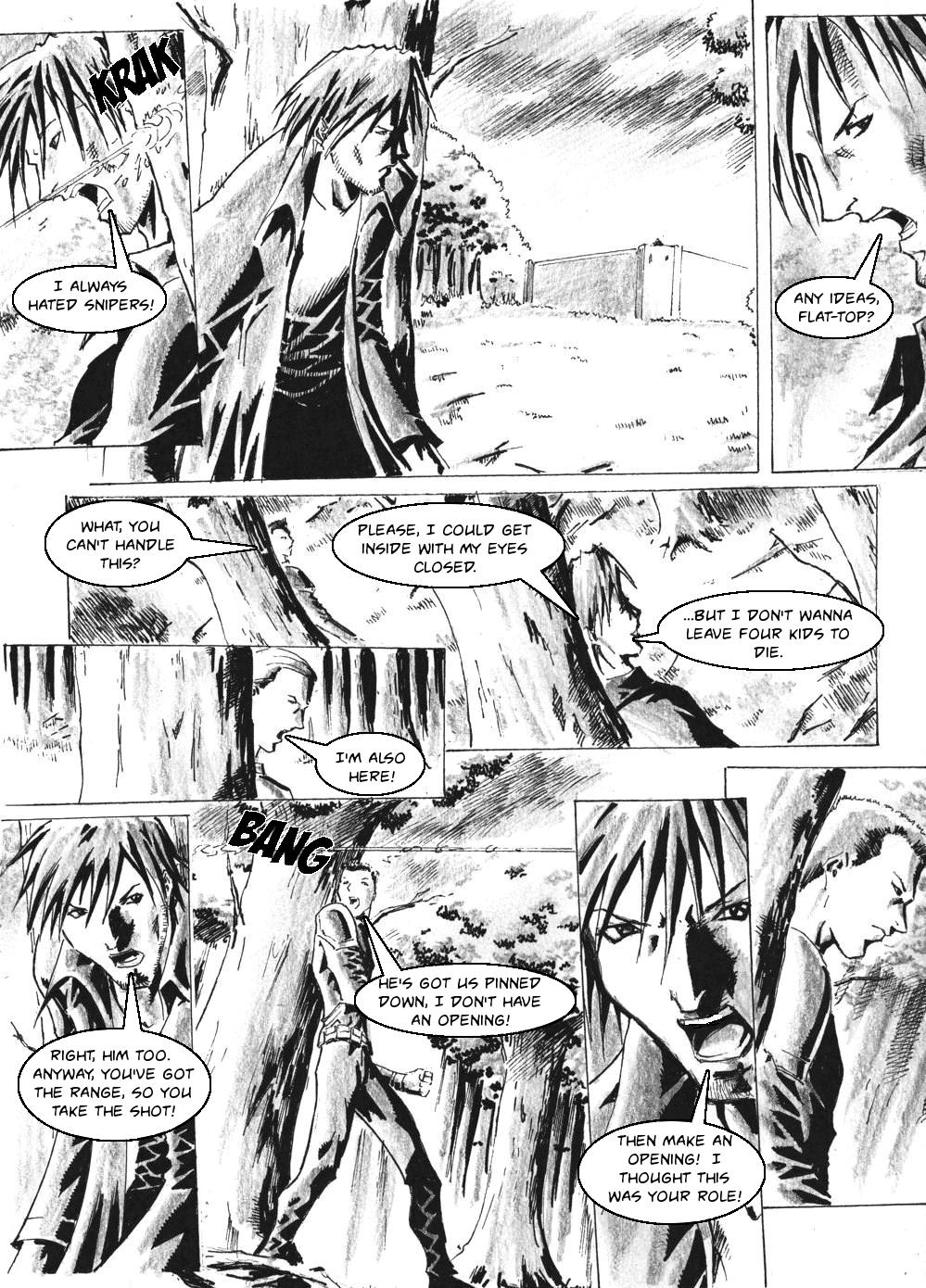 Zokusho: Longshot–Page 6