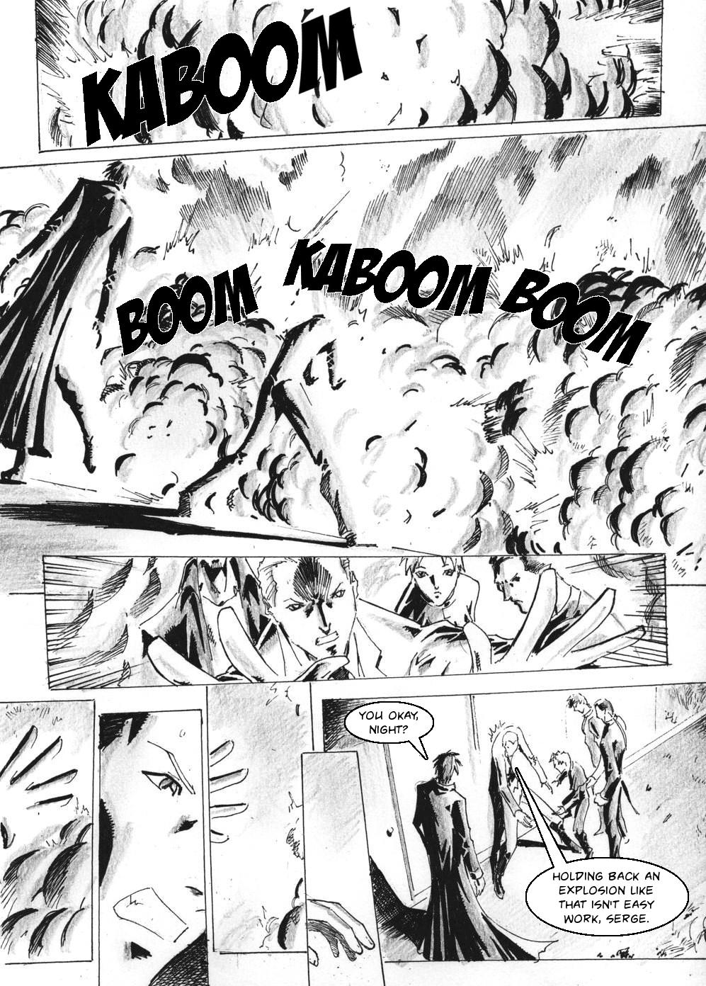 Zokusho: Longshot–Page 14