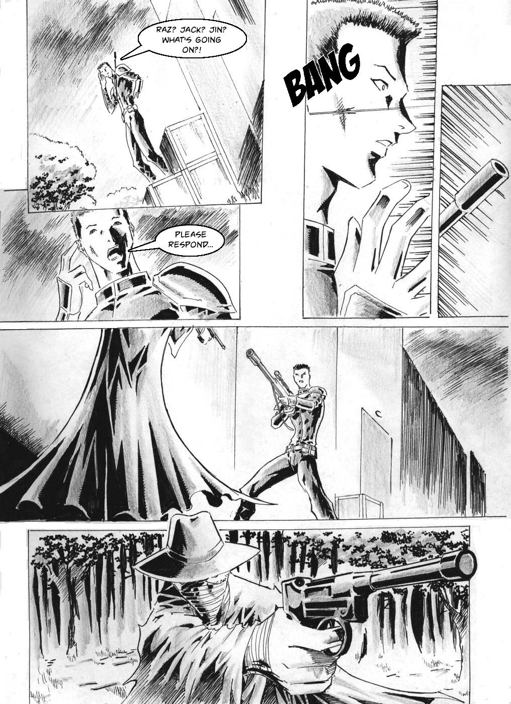 Zokusho: Longshot–Page 15