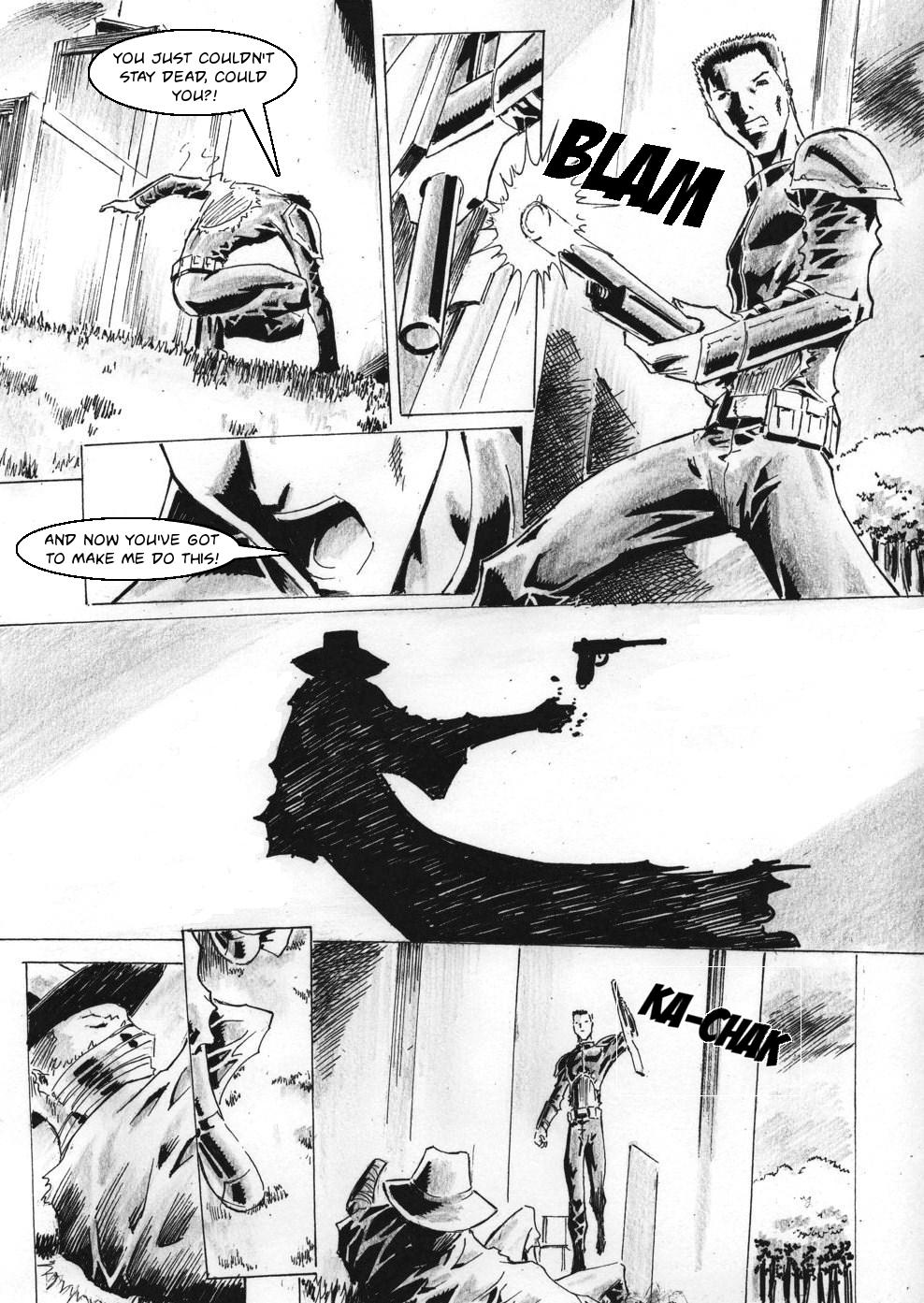 Zokusho: Longshot–Page 20