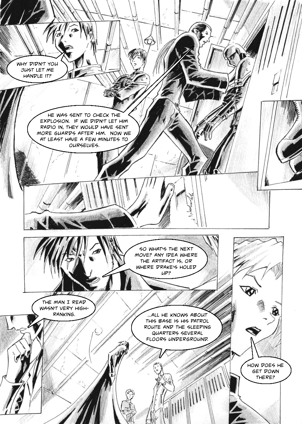 Zokusho: Heavy Metal–Page 4