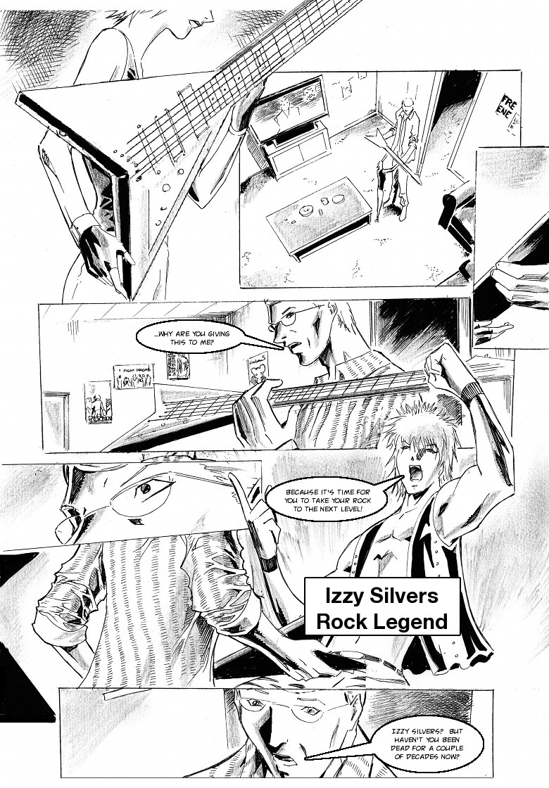 Zokusho: On The Job–page 11
