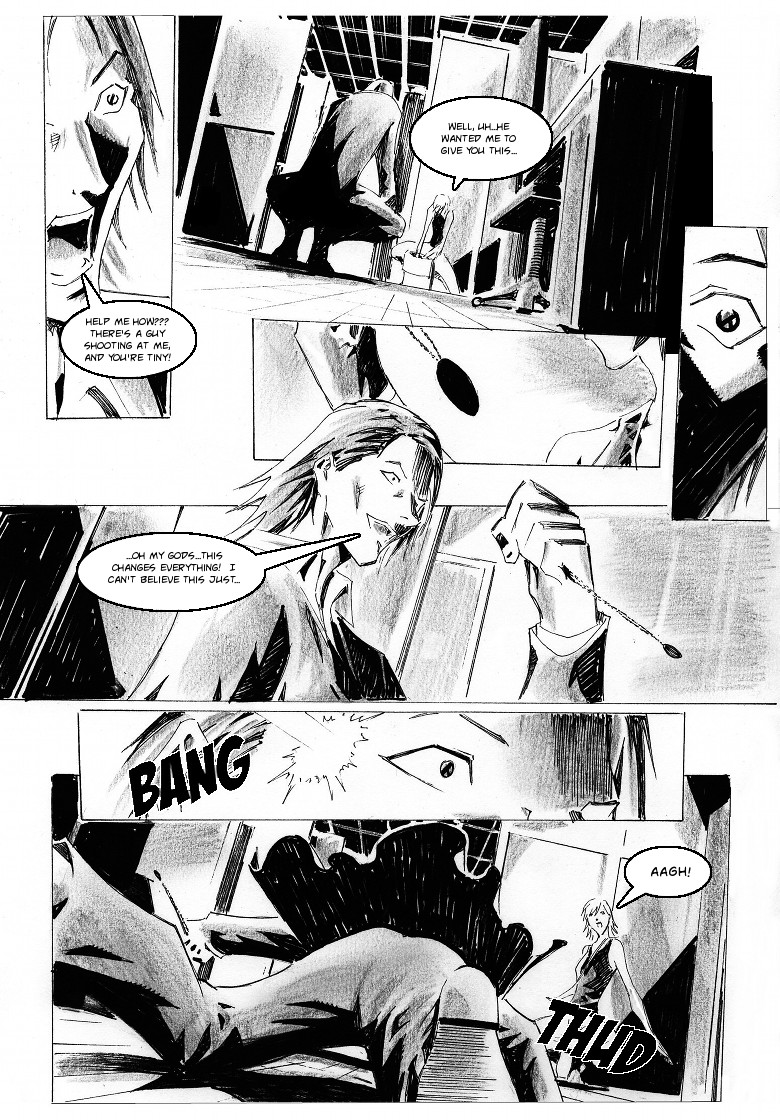 Zokusho: Shoot The Messenger–Page 27