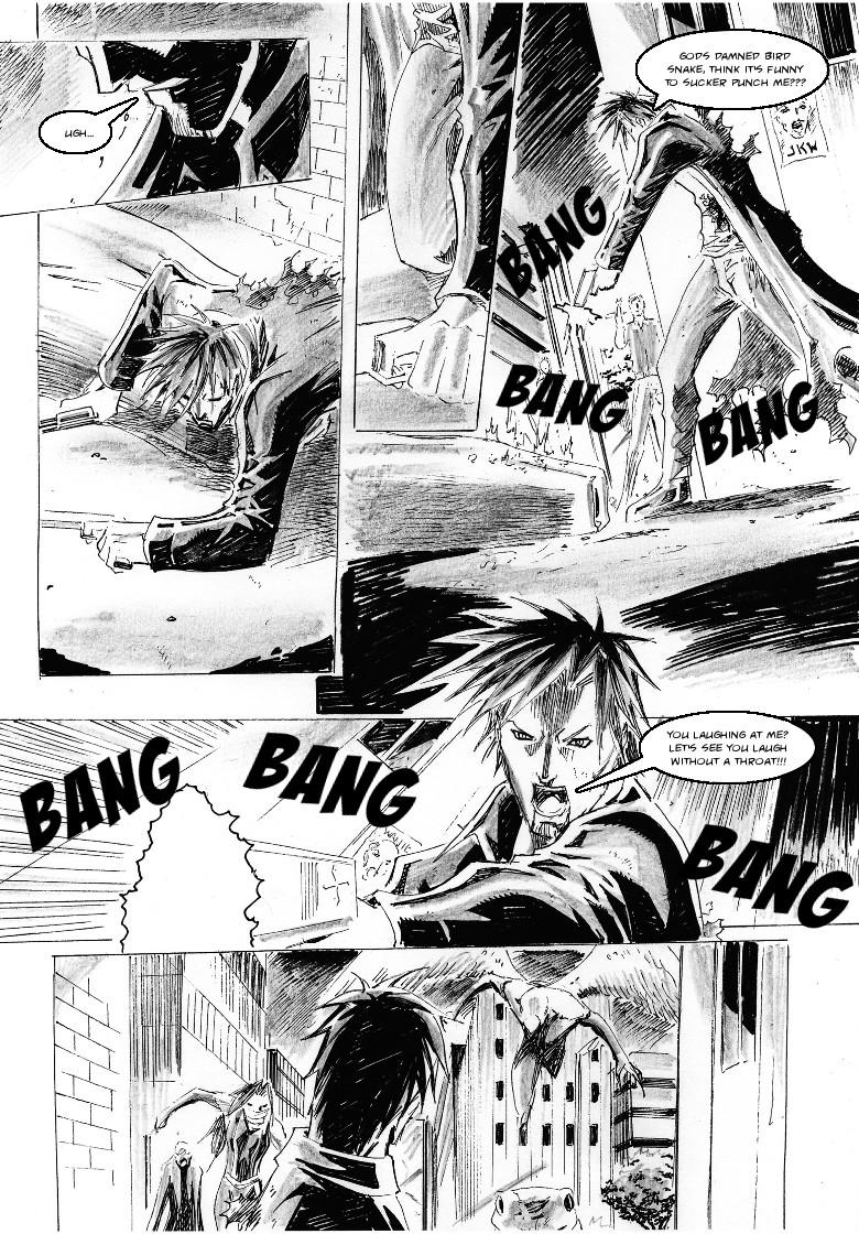Zokusho: Escalation–Page 19