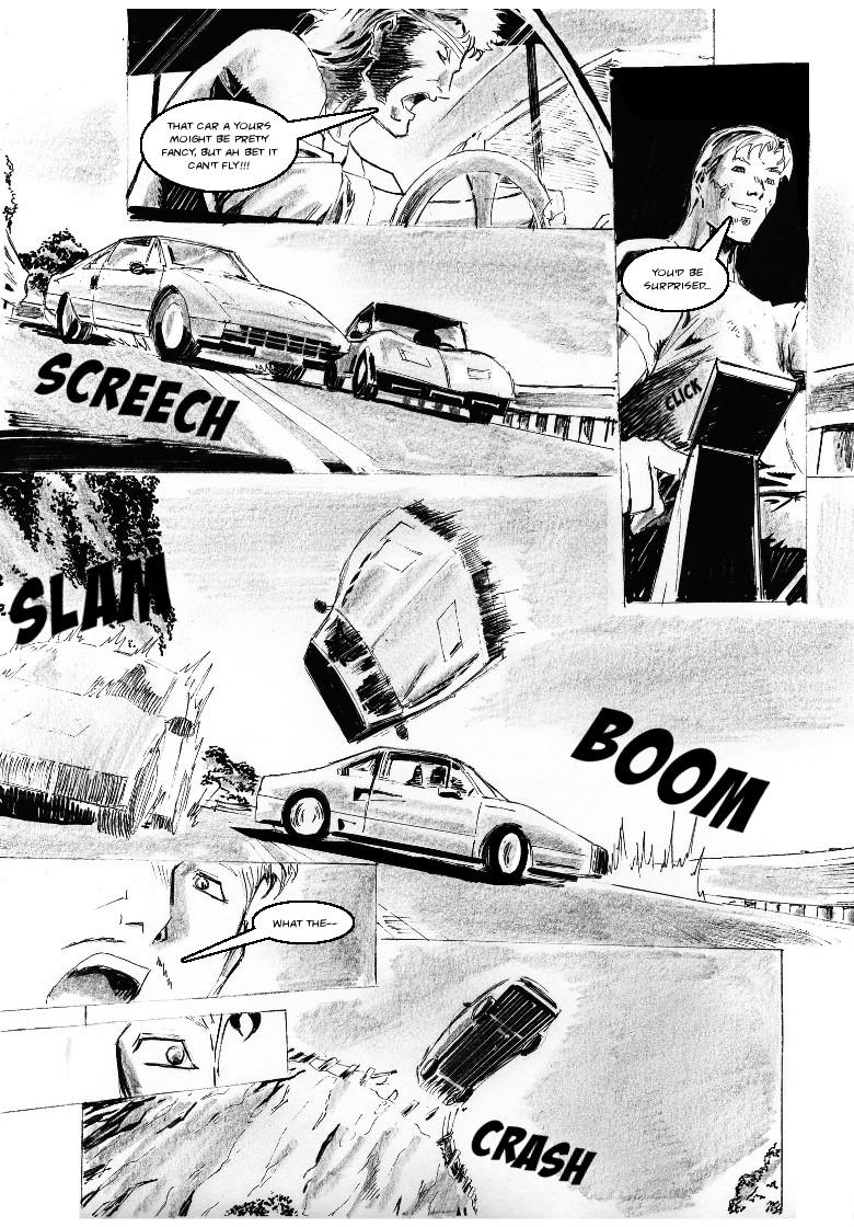 Zokusho: Speed Demon–Page 3