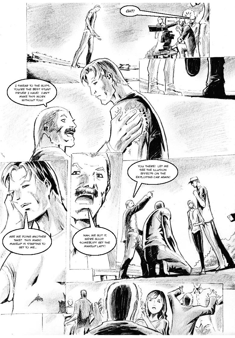 Zokusho: Speed Demon–Page 5