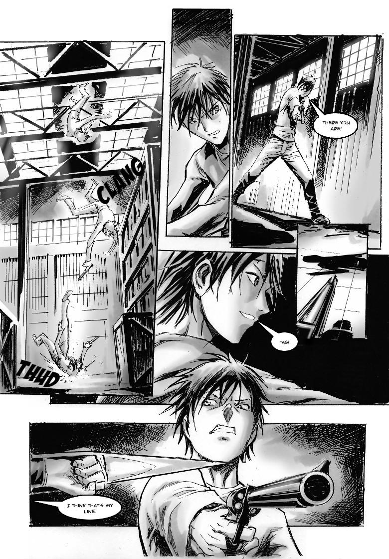Zokusho: Shadowbox–Page 5