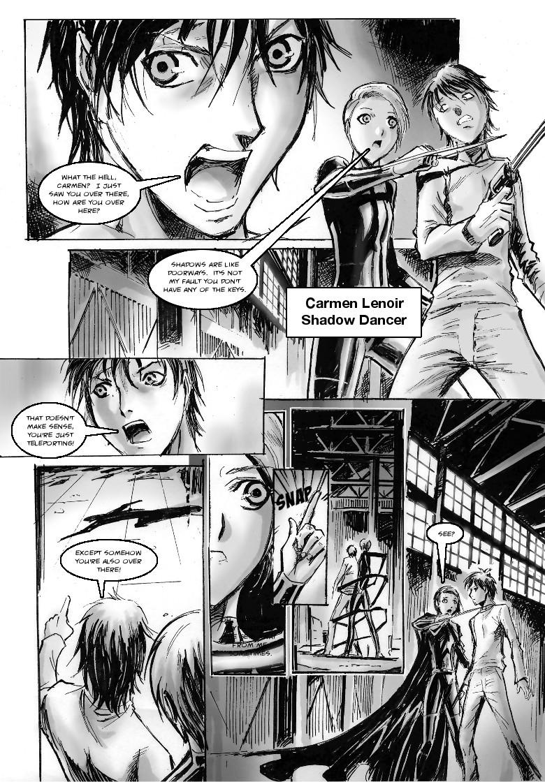 Zokusho: Shadowbox–Page 6
