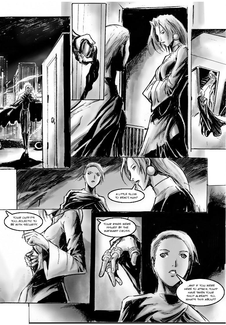 Zokusho: Shadowbox–Page 9
