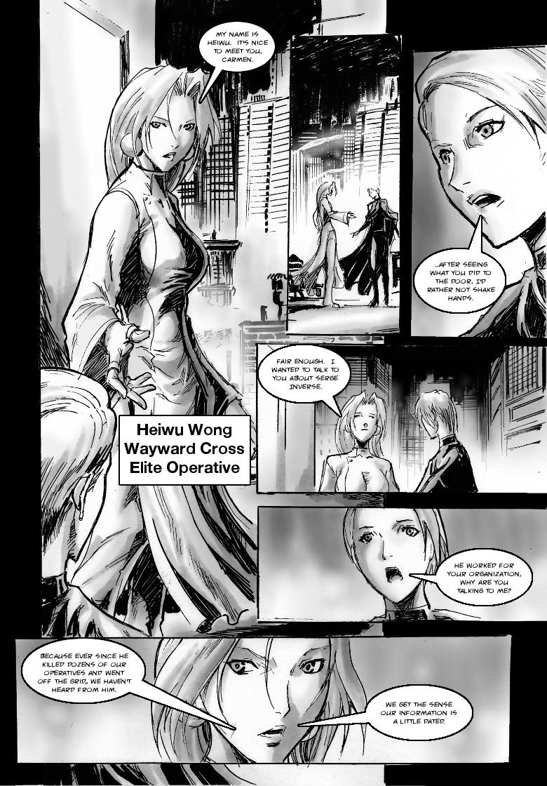 Zokusho: Shadowbox–Page 11