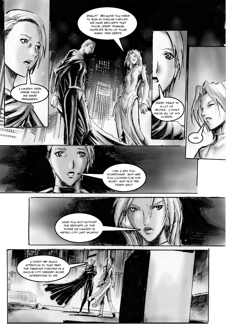 Zokusho: Shadowbox–Page 12