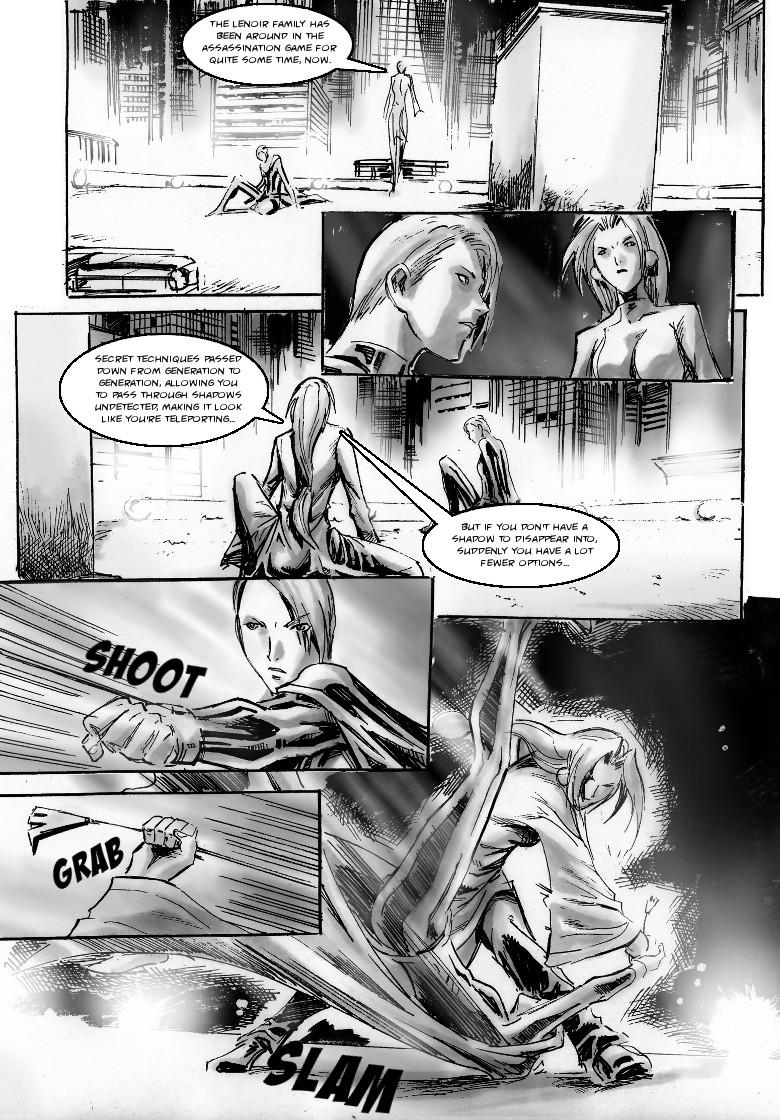 Zokusho: Shadowbox–Page 16