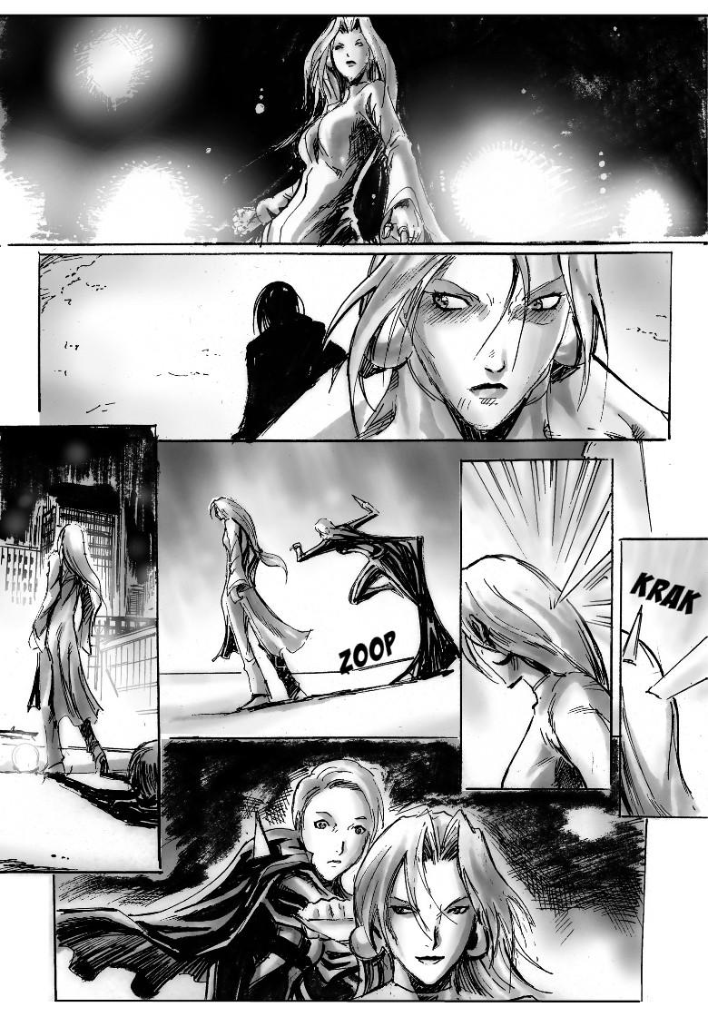 Zokusho: Shadowbox–Page 18