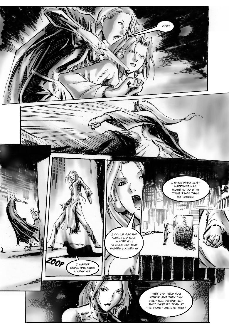 Zokusho: Shadowbox–Page 19