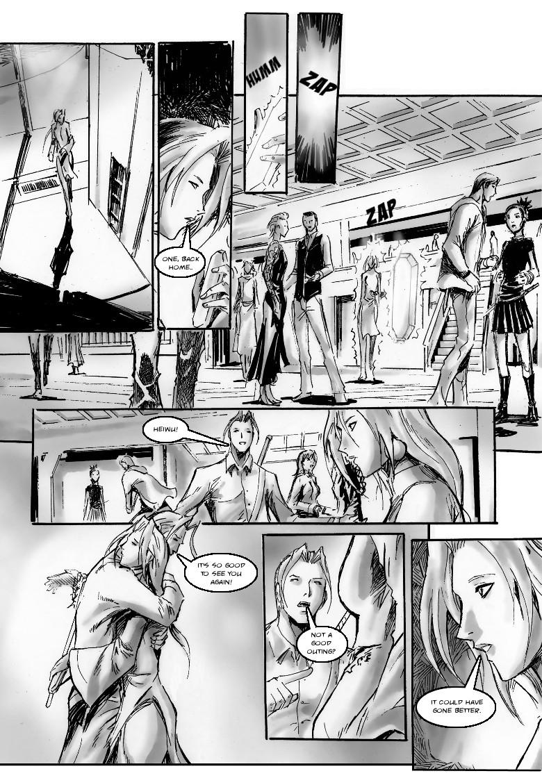 Zokusho: Shadowbox–Page 30