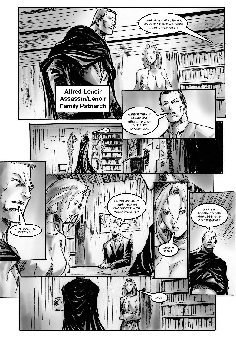 Zokusho: Shadowbox–Page 33