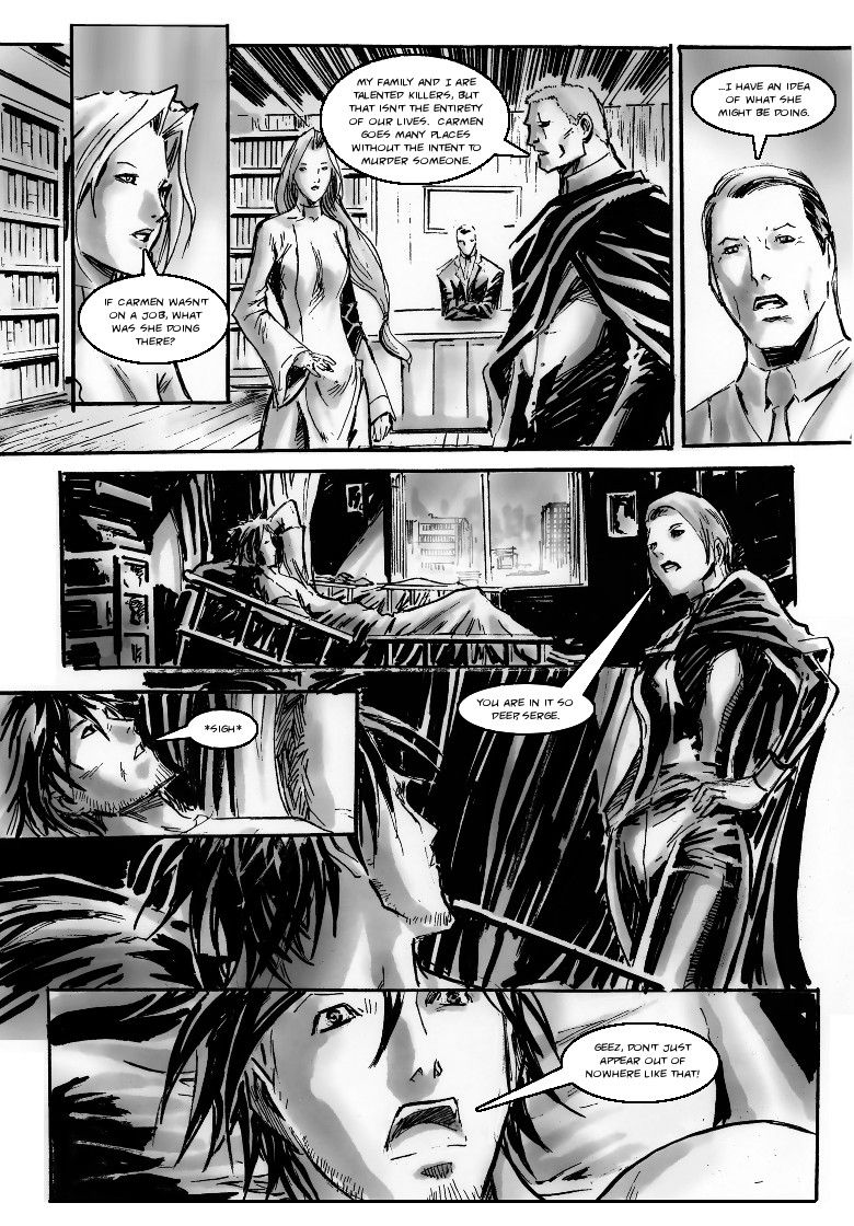 Zokusho: Shadowbox–Page 35